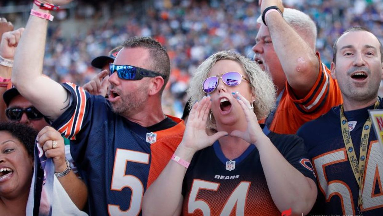 Are die-hard sports fans putting their hearts at risk?