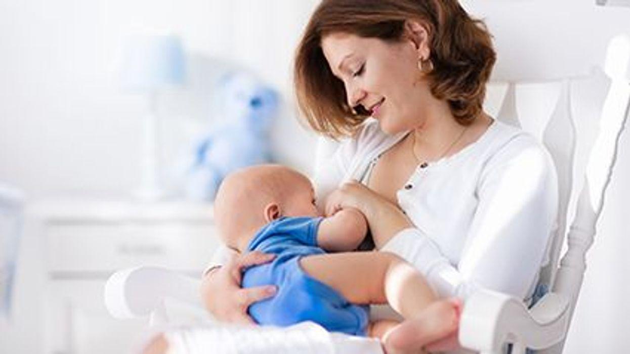 breastfeeding and stroke risk