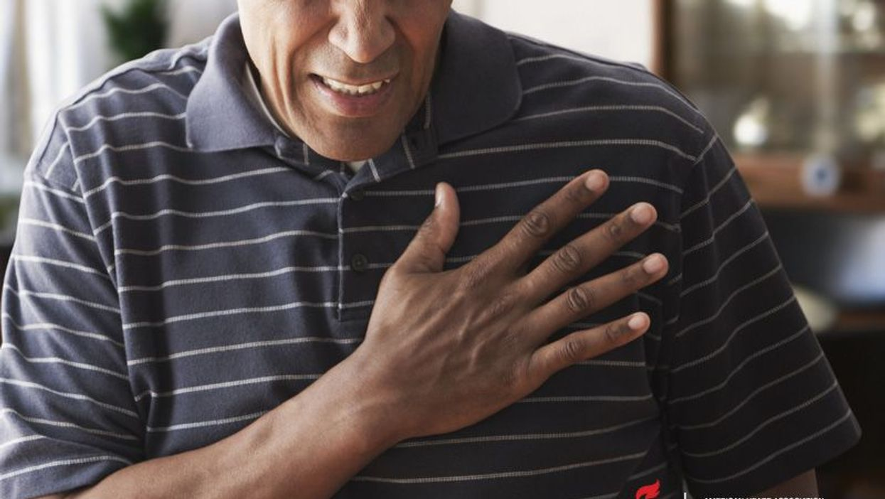Inequities remain in heart attack treatments for black people