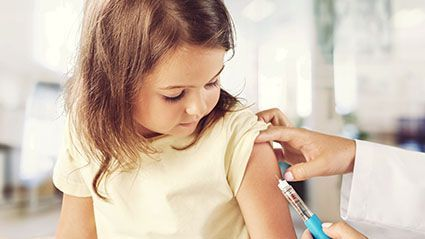 Kids Who Got Flu Shot Had Milder COVID Symptoms: Study thumbnail