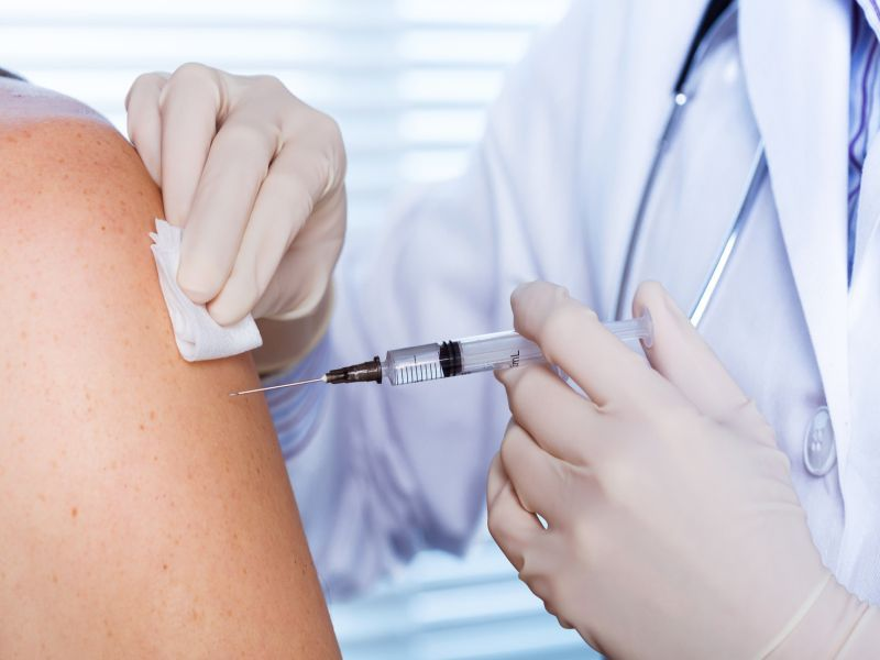 COVID Vaccine Reaction Can Mimic Breast Cancer Symptoms, But Doctors Say 'Don't Panic'