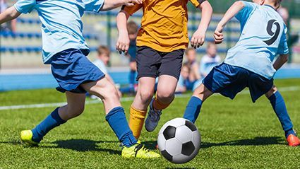 News Picture: Tips to Keep Young Athletes Injury-Free