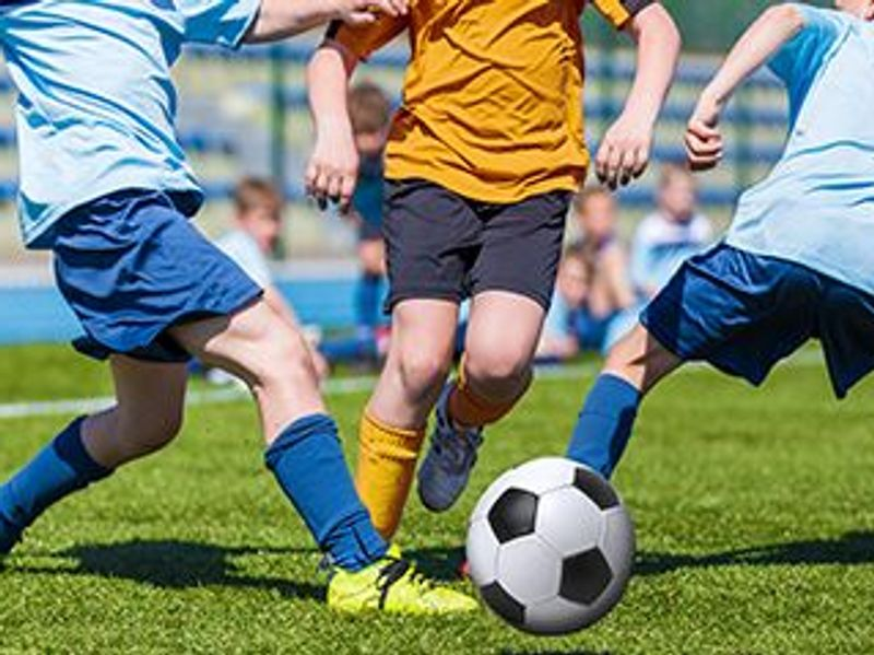 Most Parents OK About School Rules for Kids` Return to Sports: Poll