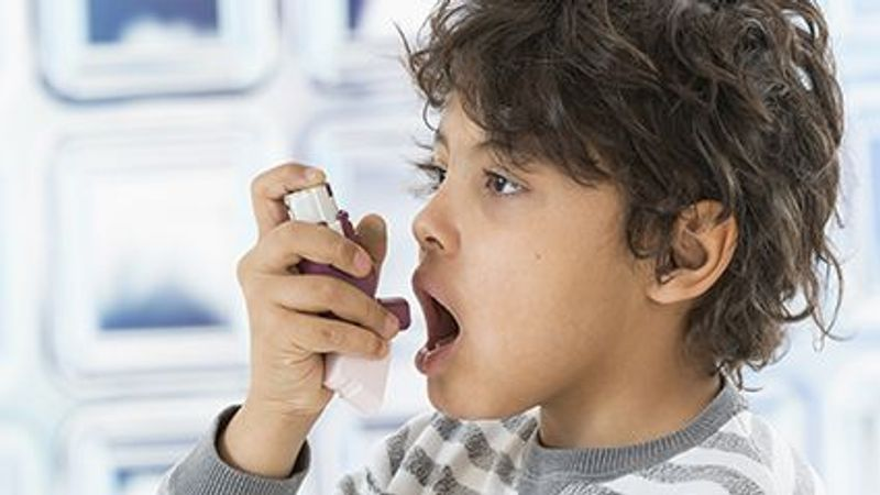 Lockdowns May Be Keeping Kids' Asthma Attacks at Bay: Study