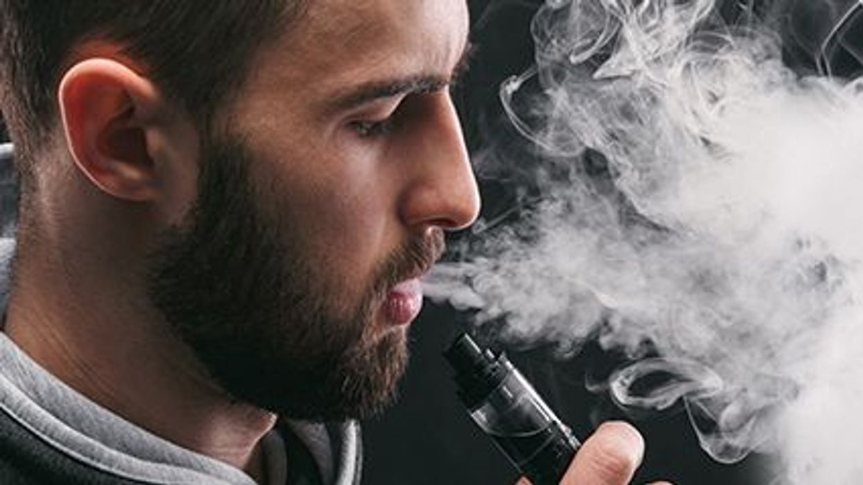 Smoking Plus Vaping Just as Deadly as Smoking on Its Own: Study