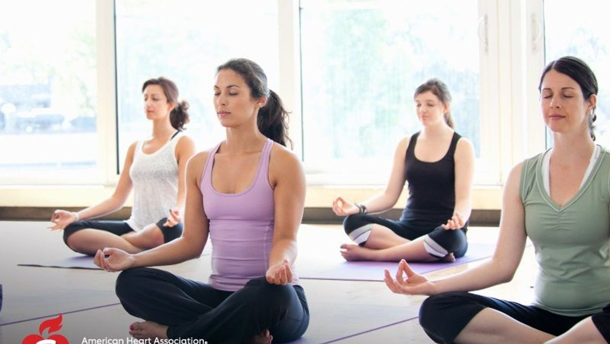 Is Yoga Heart-Healthy? It\'s No Stretch to See Benefits, Science Suggests