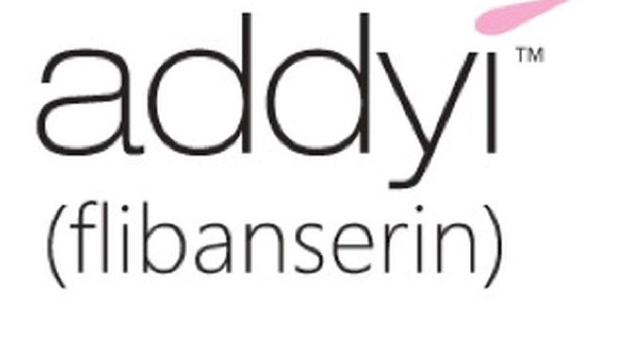 addyi drug label