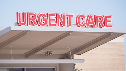 News Picture: Urgent Care or the ER? Which Should You Choose?
