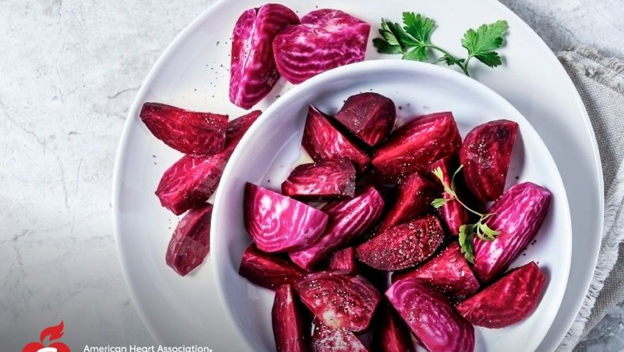 Could Beetroot Fight Salt-Induced High Blood Pressure?