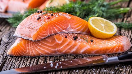 Omega-3s From Fish Might Curb Asthma in Kids, But Genes Matter thumbnail