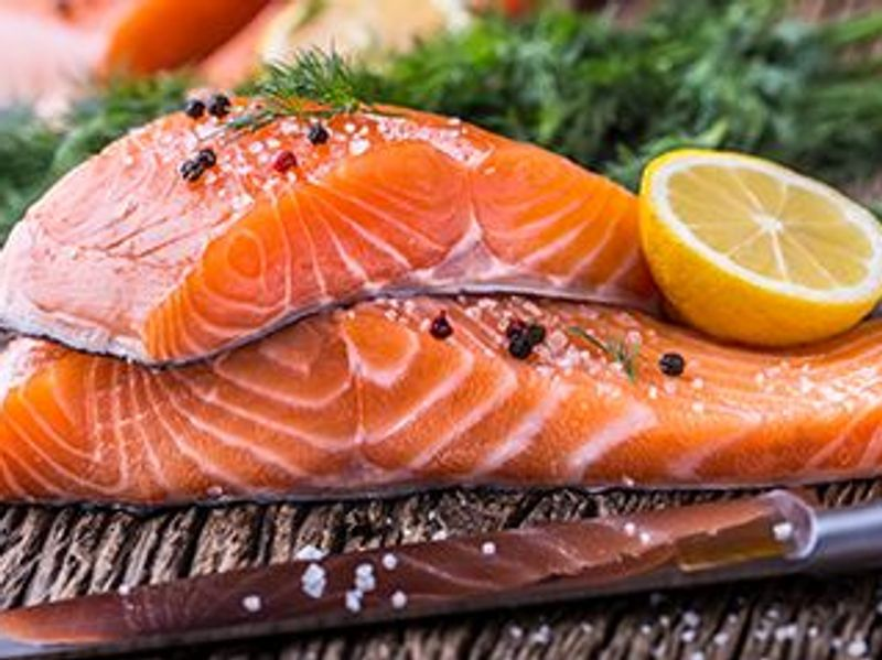 Omega-3s From Fish Might Curb Asthma in Kids, But Genes Matter