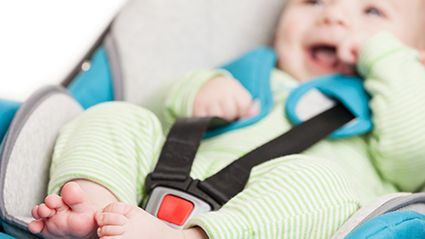 News Picture: Most Parents Skip Child Car Seats When Using Uber, Lyft