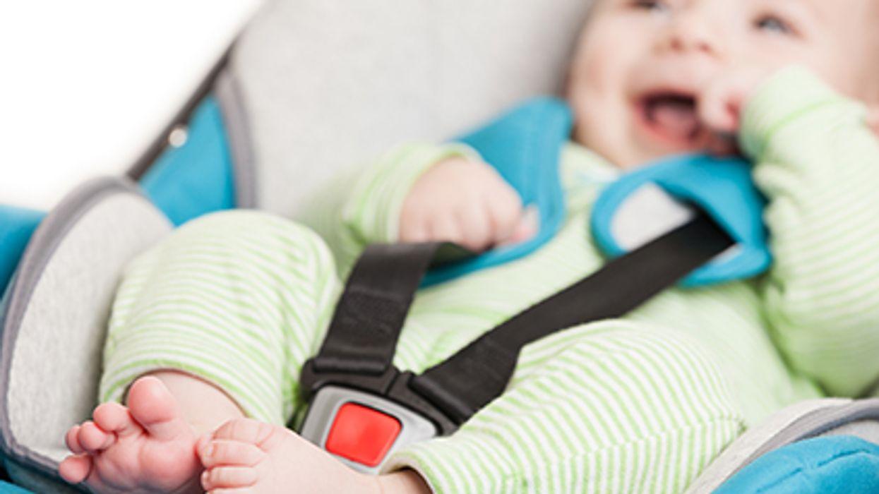 Most Parents Skip Child Car Seats When Using Uber, Lyft