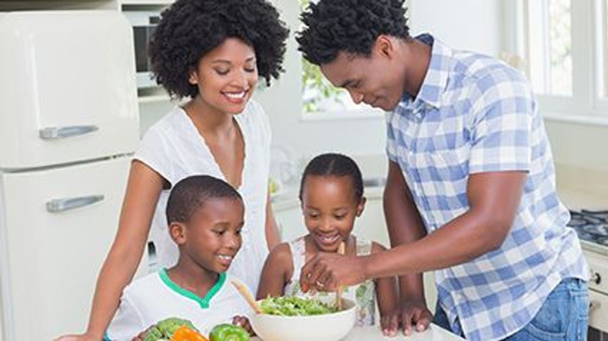 Could Going Vegetarian Lower Kids' Asthma Risk?