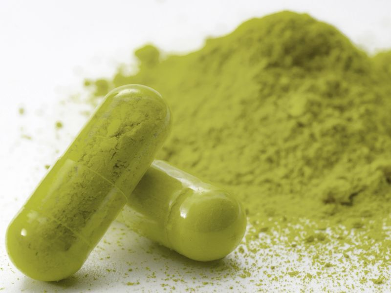 News Picture: Who Is Using Herbal Kratom?