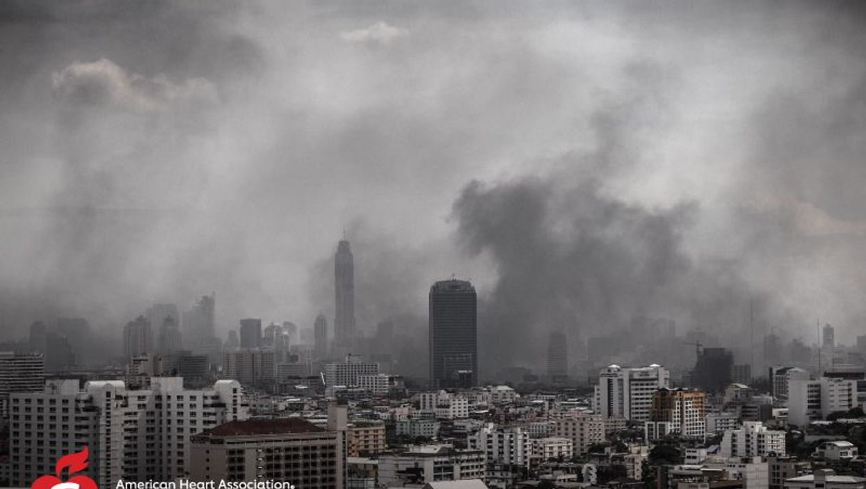 Air Pollution Means Pregnant Women Can\'t Breathe Easy