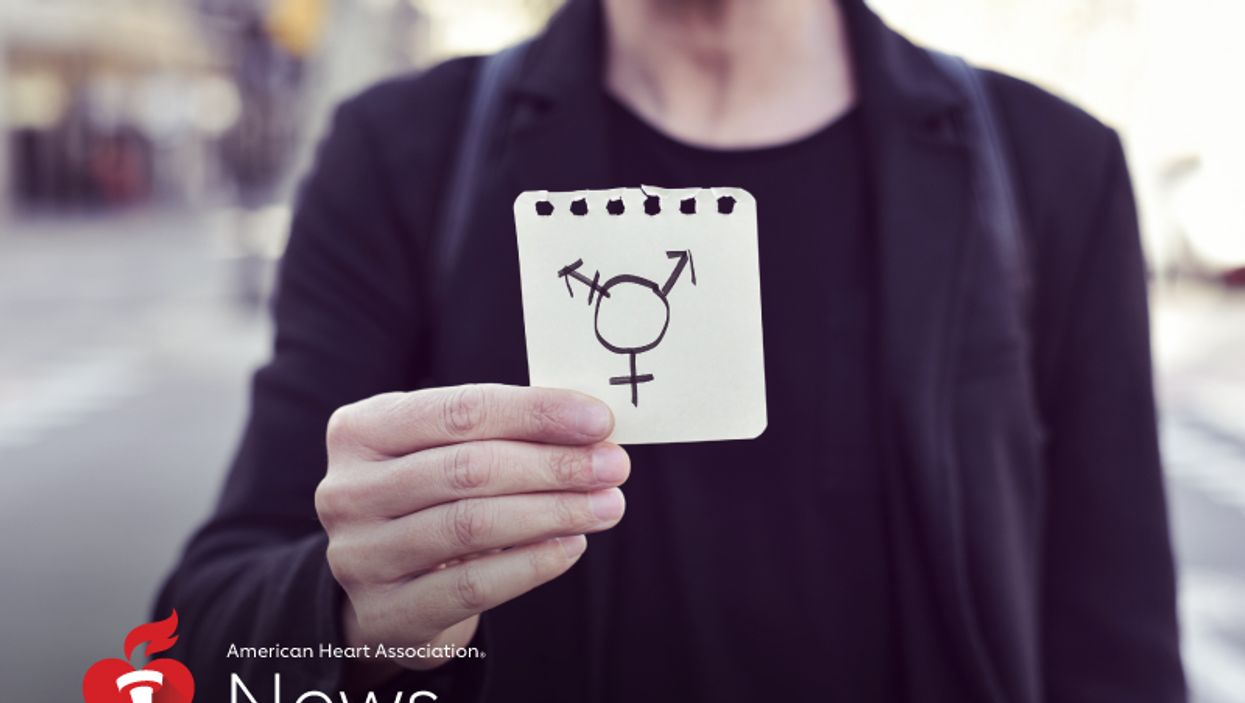 Are Transgender Men and Women Who Take Hormones at Risk for Heart Disease?