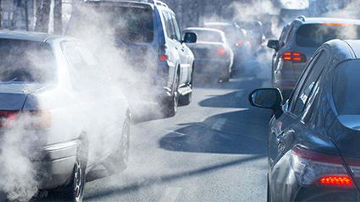 Drivers May Be Inhaling Dangerous Carcinogens Inside Their Cars