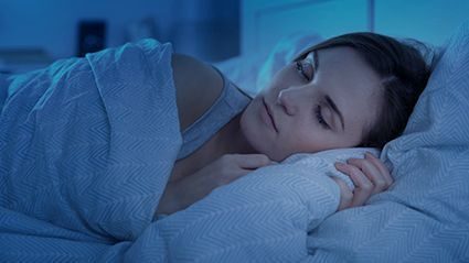 News Picture: Better Sleep May Mean Better Sex for Women