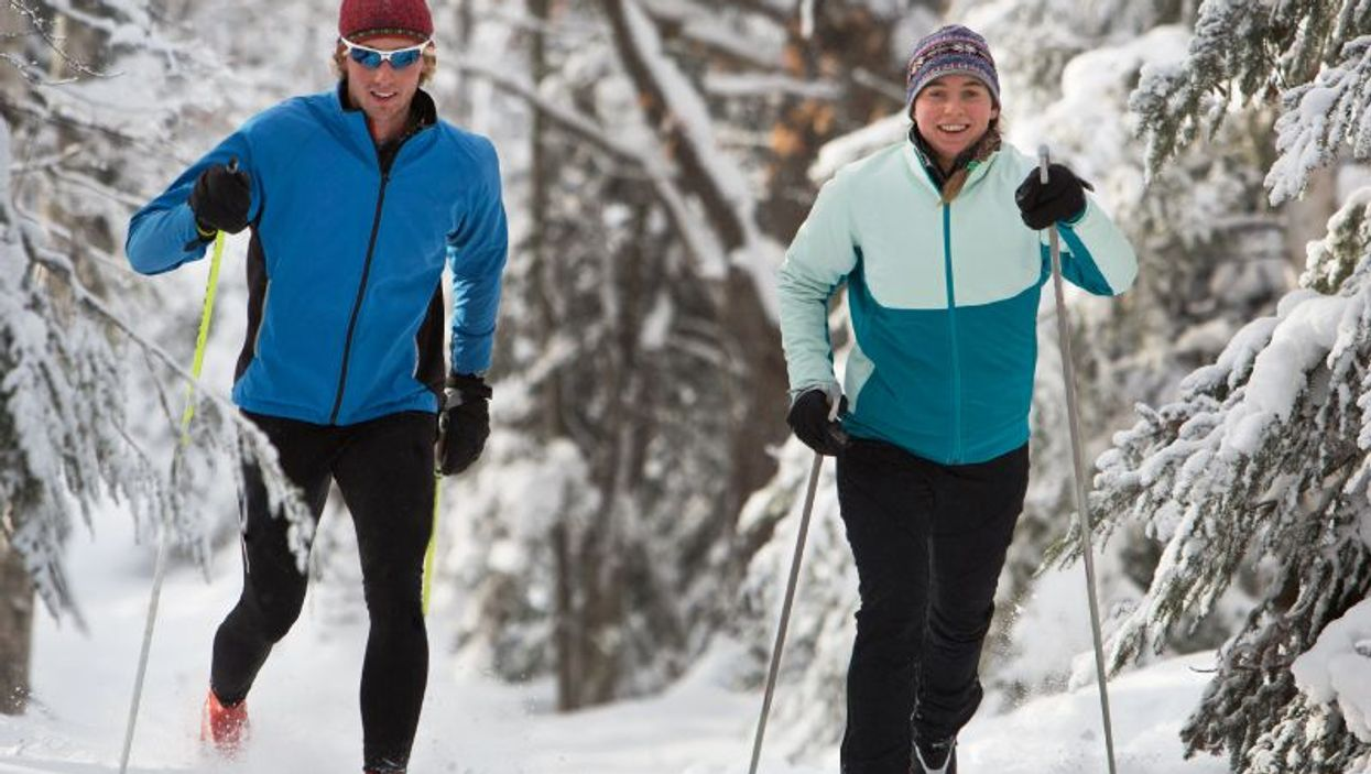 Study of Skiers Holds Surprises About AFib, Stroke and Intense Exercise