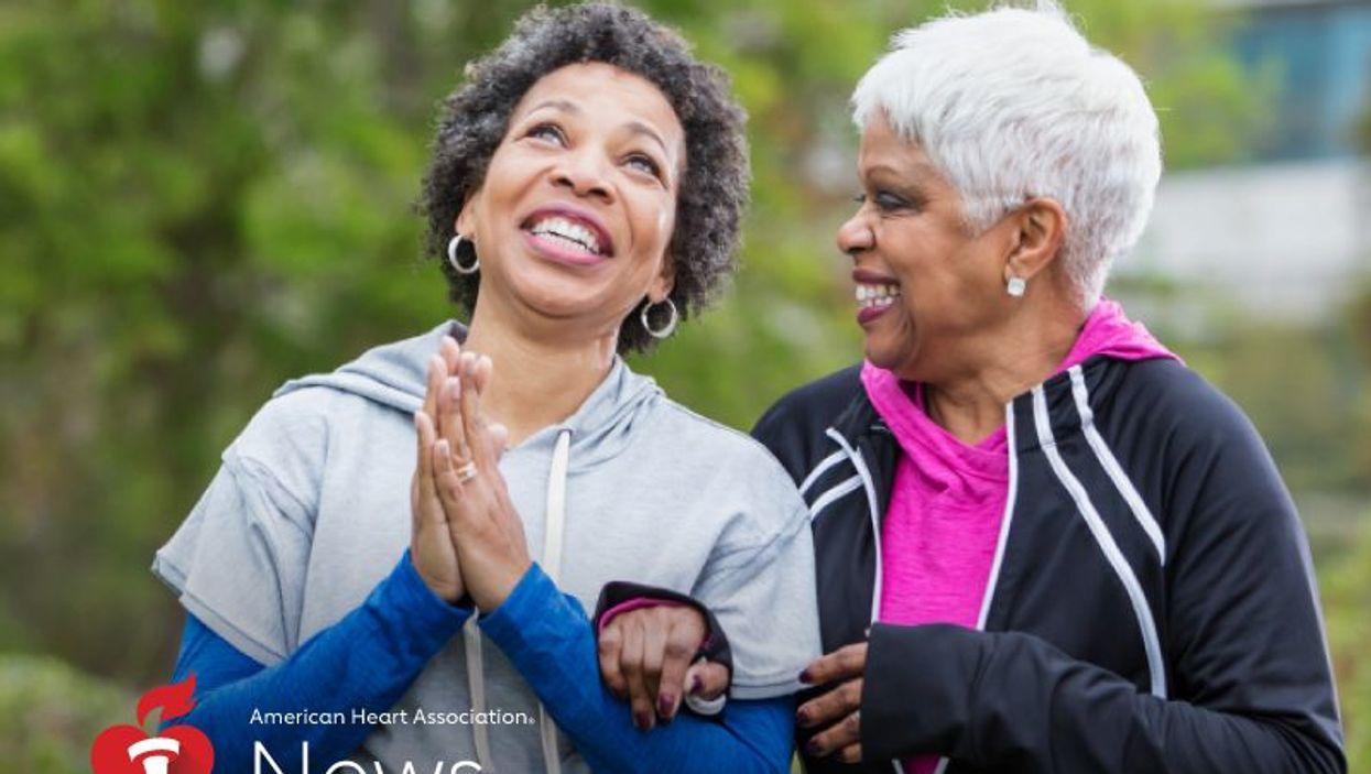 Make Neighborhoods Green for Heart Health