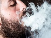 Dual Use of E-Cigarettes + Smoked Products Ups Risk for Respiratory Symptoms