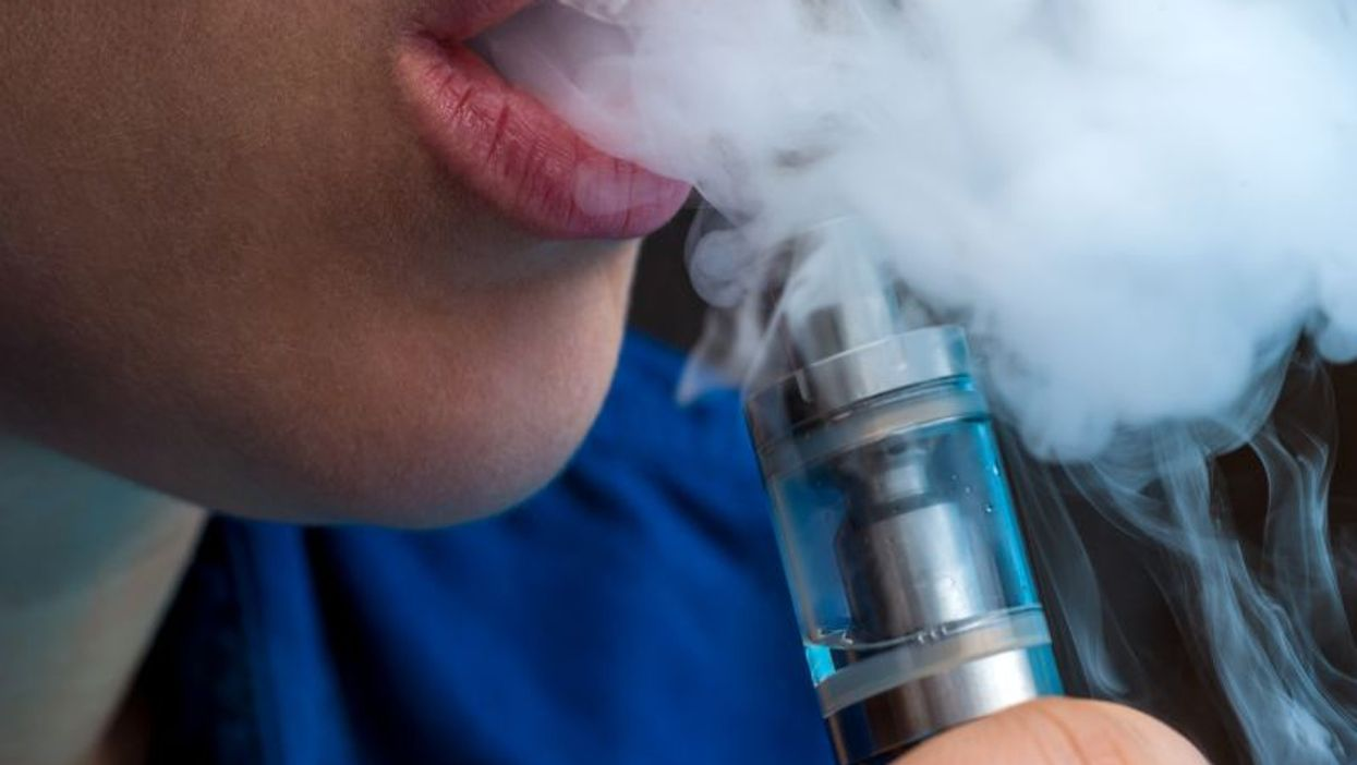 Most U.S. Adults Who Vape Want to Quit: Study