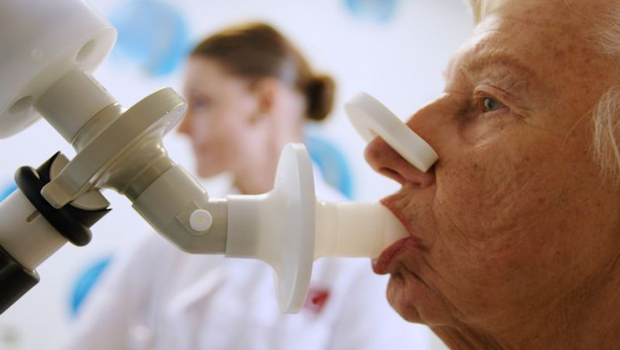 electronic nose scan