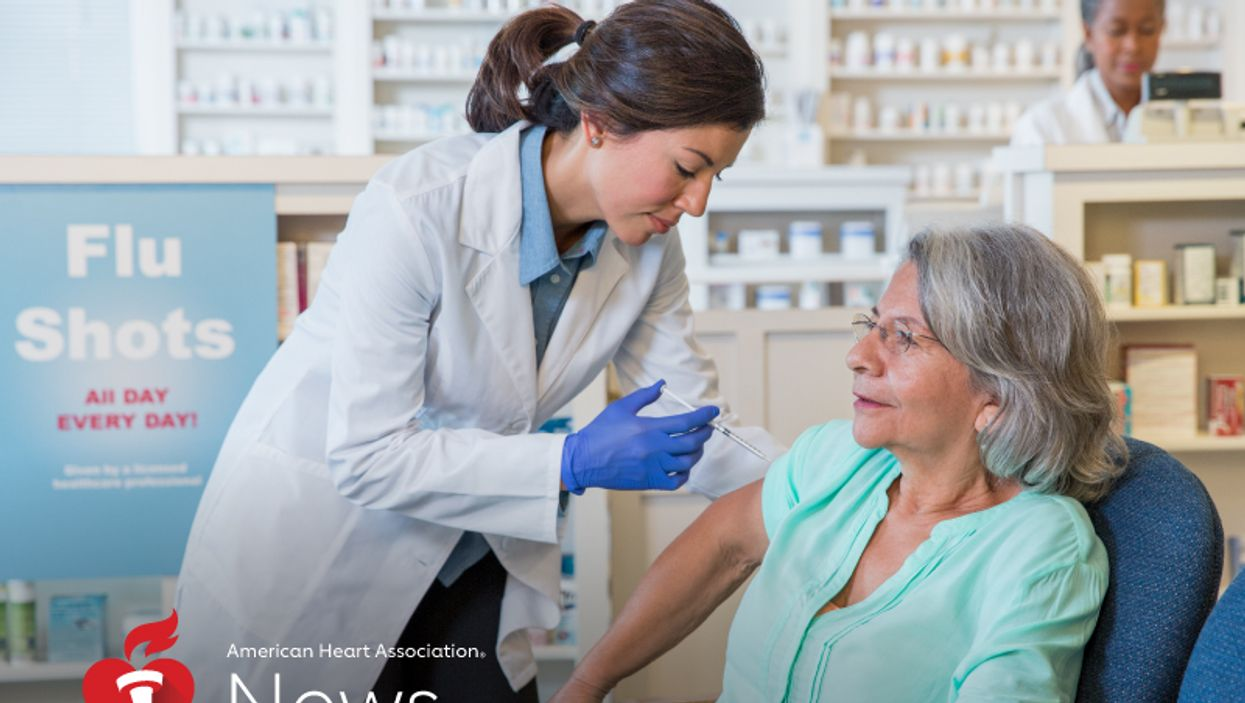 Flu Shot May Aid Heart Bypass Recovery