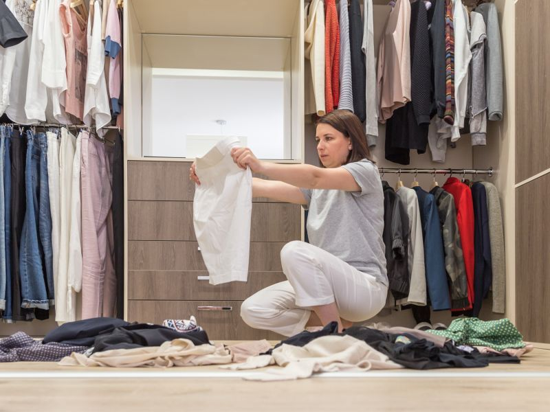 News Picture: Lockdowns Tougher on Women, and Housework Is Big Reason Why