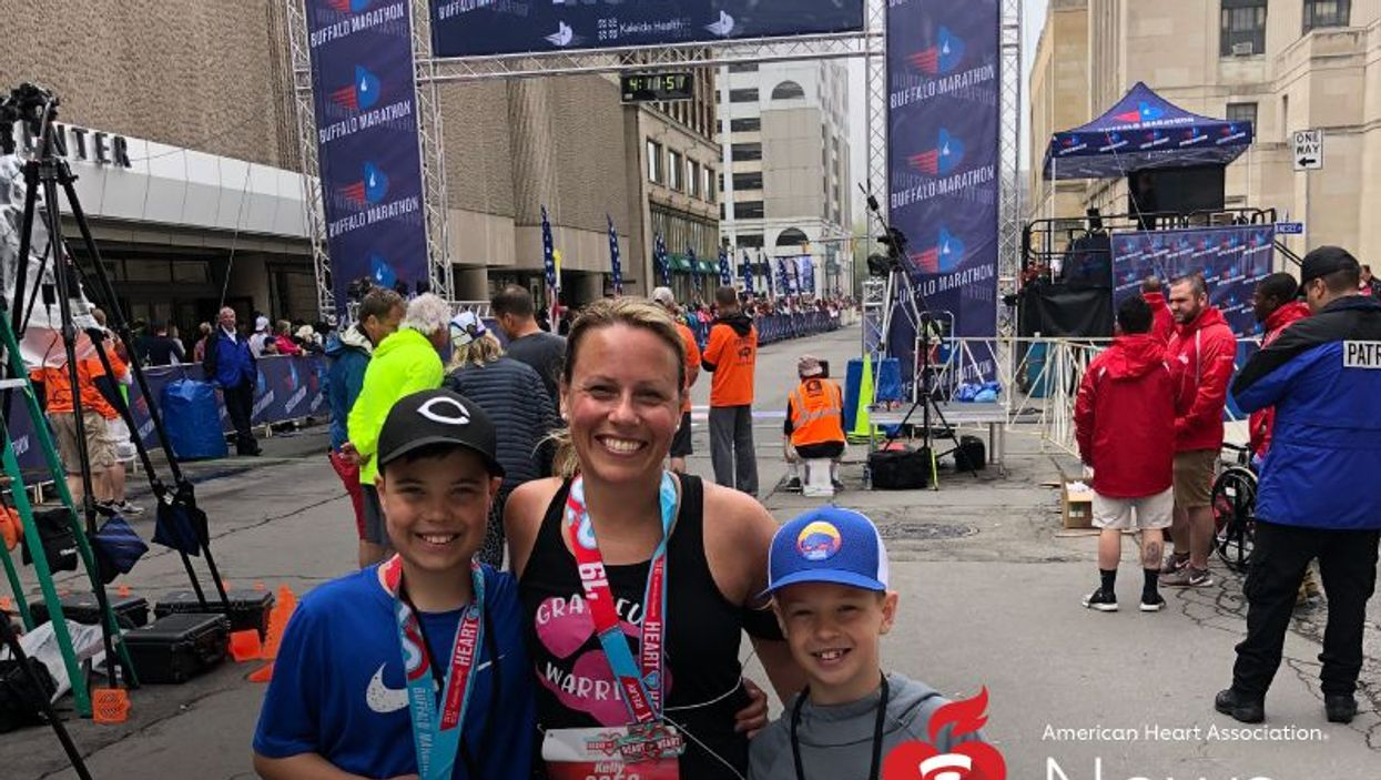 Athletic Mom\'s Undiagnosed Condition Led to 2 Strokes