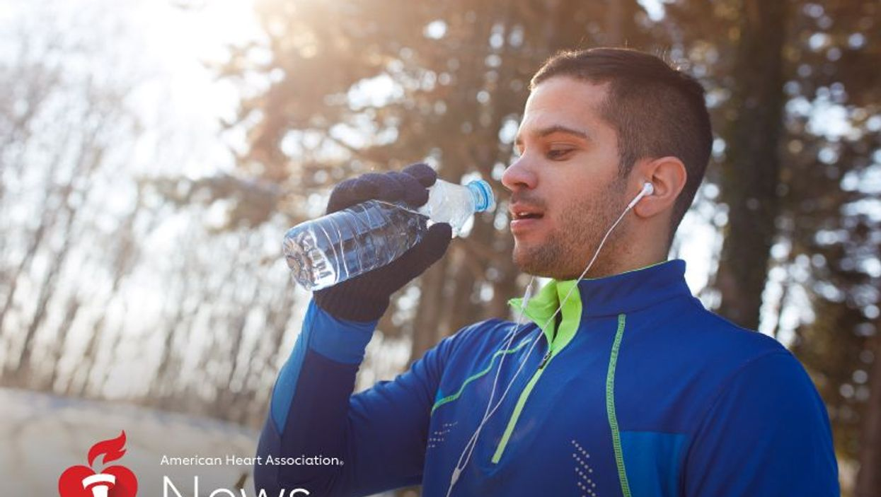 Are you drinking enough water during winter?
