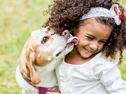 Dogs and Kids Are 'In Sync,' Study Shows