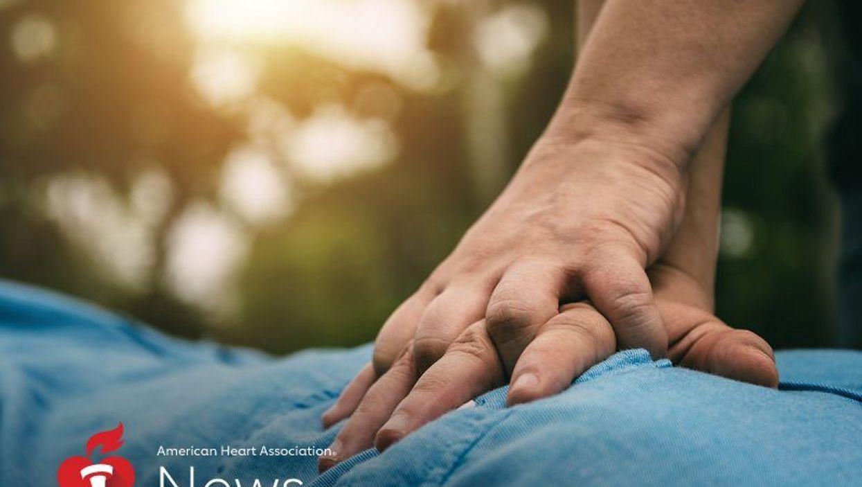 Bystander CPR Less Common in Hispanic Neighborhoods