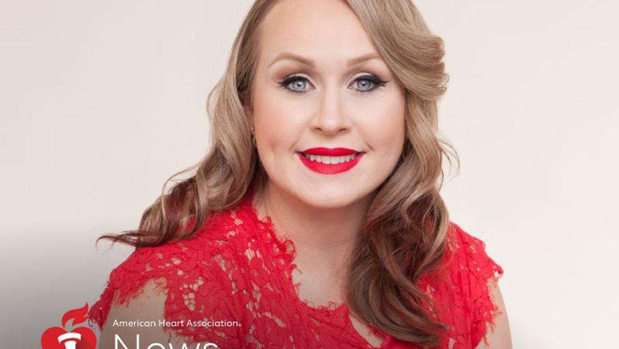 Heart disease survivor Ashli Stewart