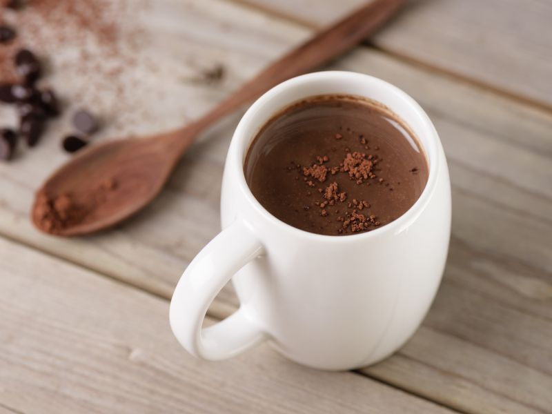 Cocoa Might Give Your Brain a Boost: Study