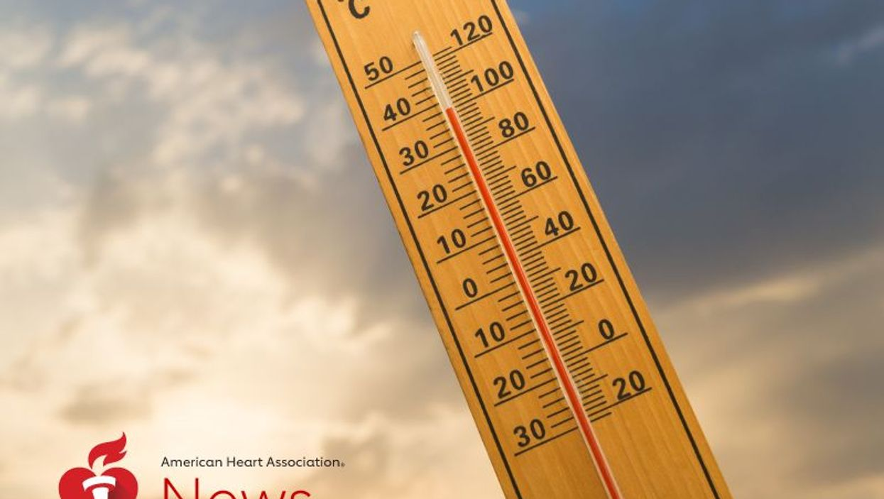 Swings in Daily Temperature May Affect Stroke Severity