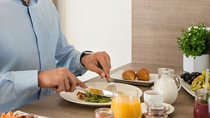 News Picture: Breakfast Timing Could Affect Your Odds for Diabetes