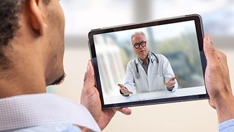 Some Americans Can't Access Telemedicine, Study Shows