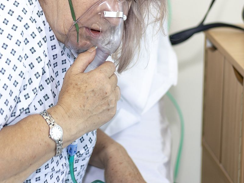 News Picture: Even in Moderate Cases, COVID-19 Is Causing Long-Term Neurological Harm