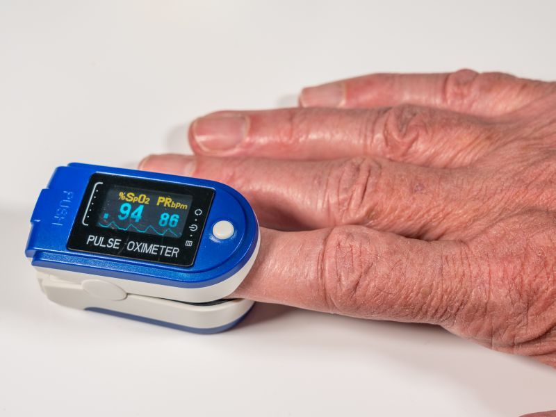 News Picture: What to Know About Pulse Oximeters