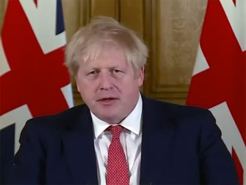 UK Prime Minister Says British COVID Variant May Be More Deadly thumbnail