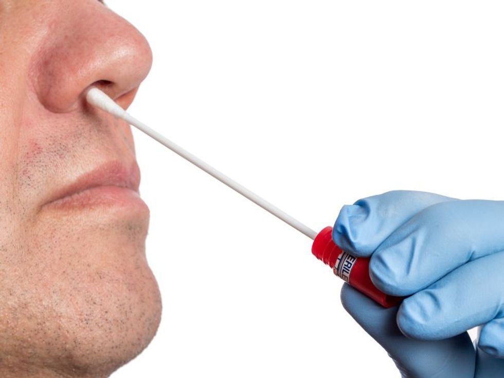 BinaxNOW Rapid Antigen Test Has Lower Sensitivity Than RT-PCR - Consumer Health News | HealthDay