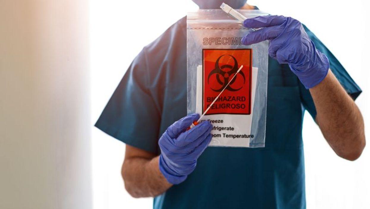 swab test for coronavirus