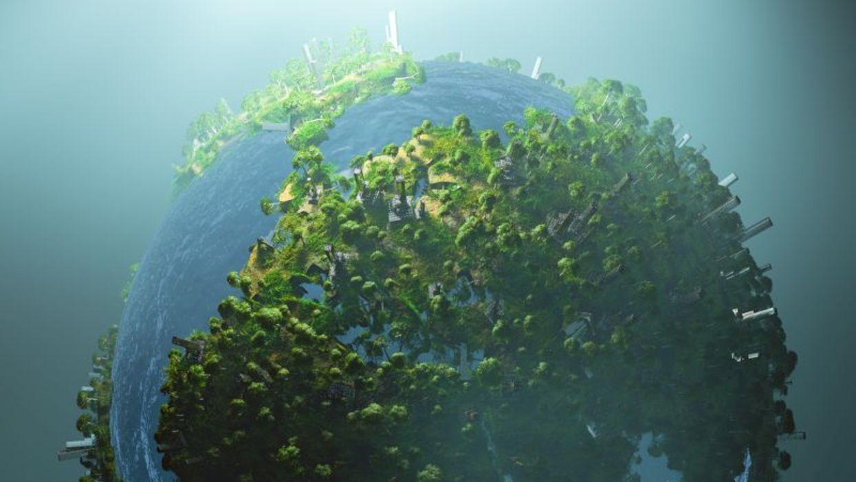 Earth\'s environment