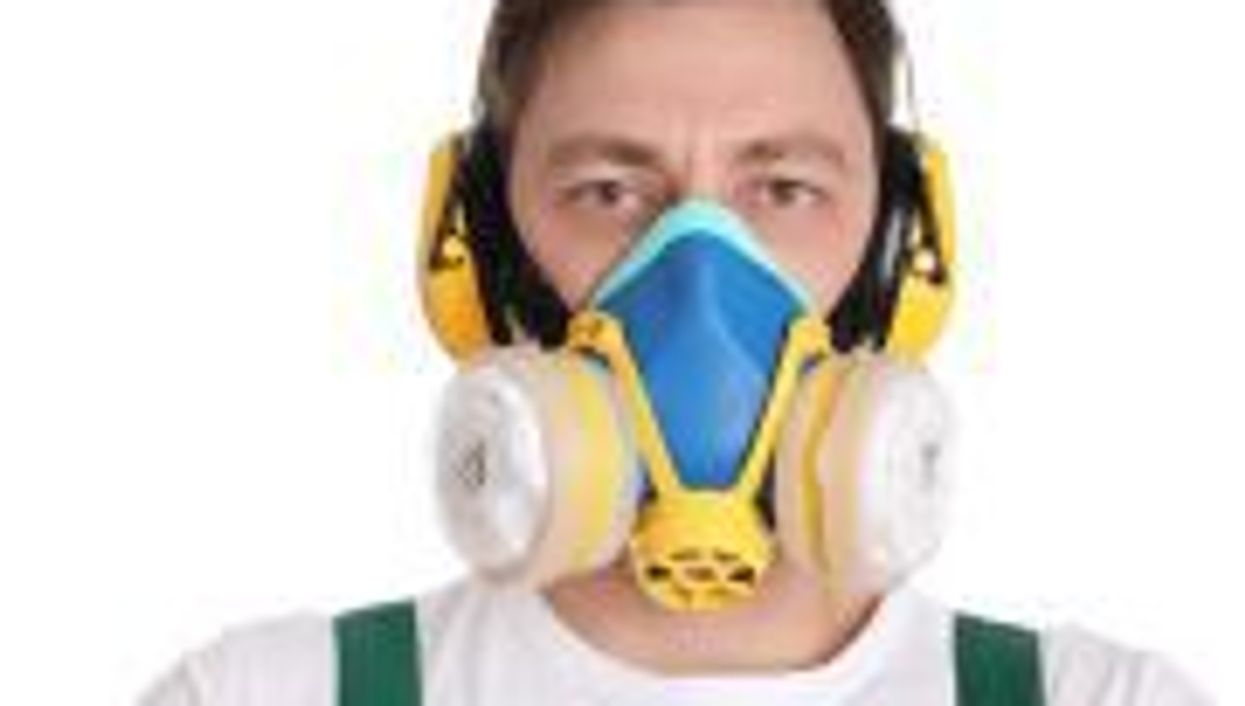 Construction Industry Respirator Masks Can Be Used by Health Care Workers: Study