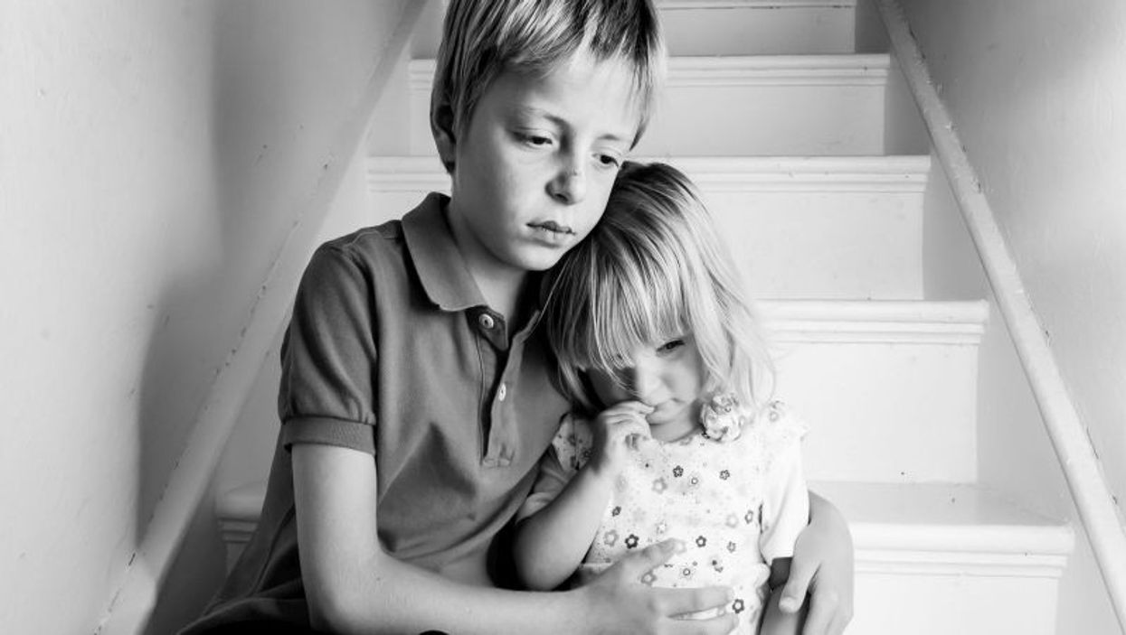 With Pandemic-Related Stress  Abuse Against Kids Can Surge