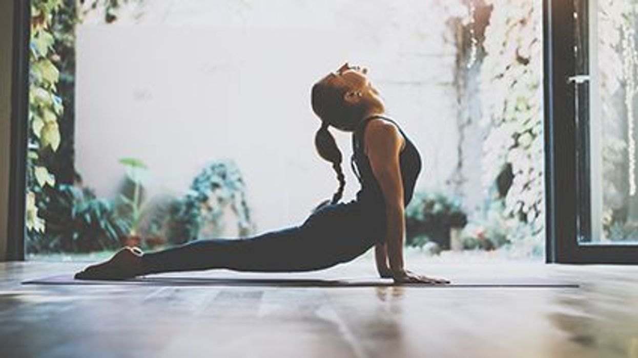 Yoga Helps Fight Depression, New Study Finds.