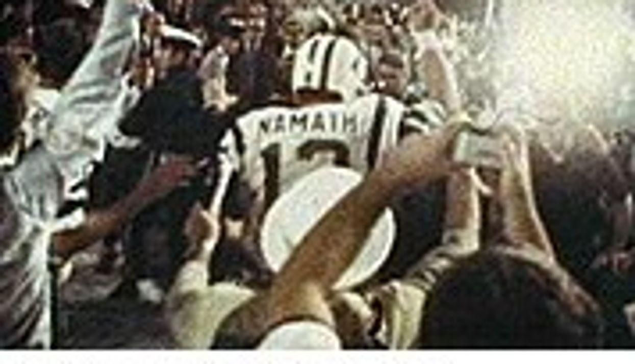 Los New York Jets del 69 siguen con sus días de gloria