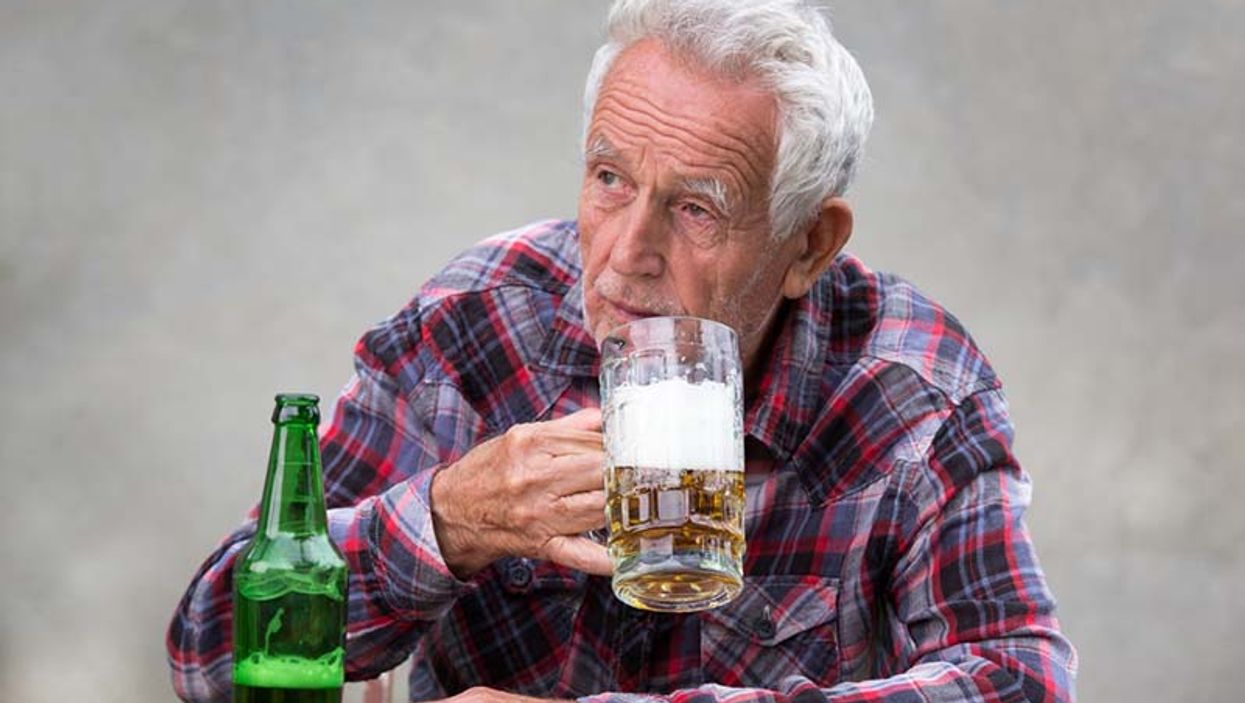 Seniors and Alcohol Abuse